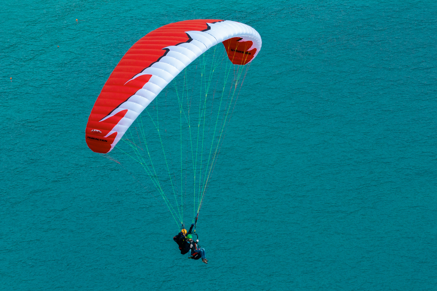 Paramotion - Paragliders - Products - U-Turn