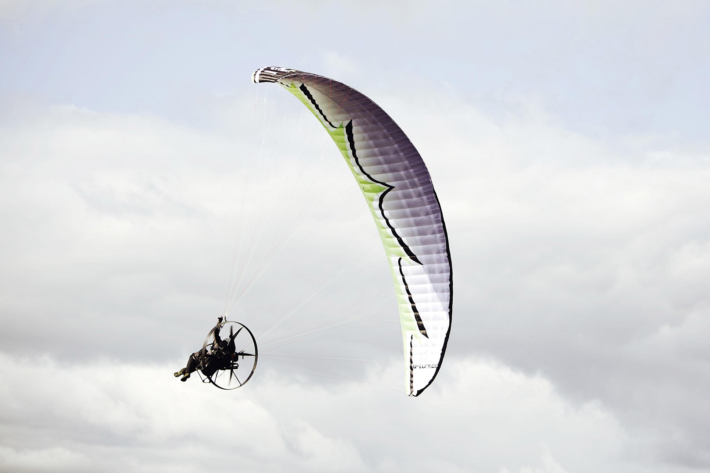Progress - Paragliders - Products - U-Turn
