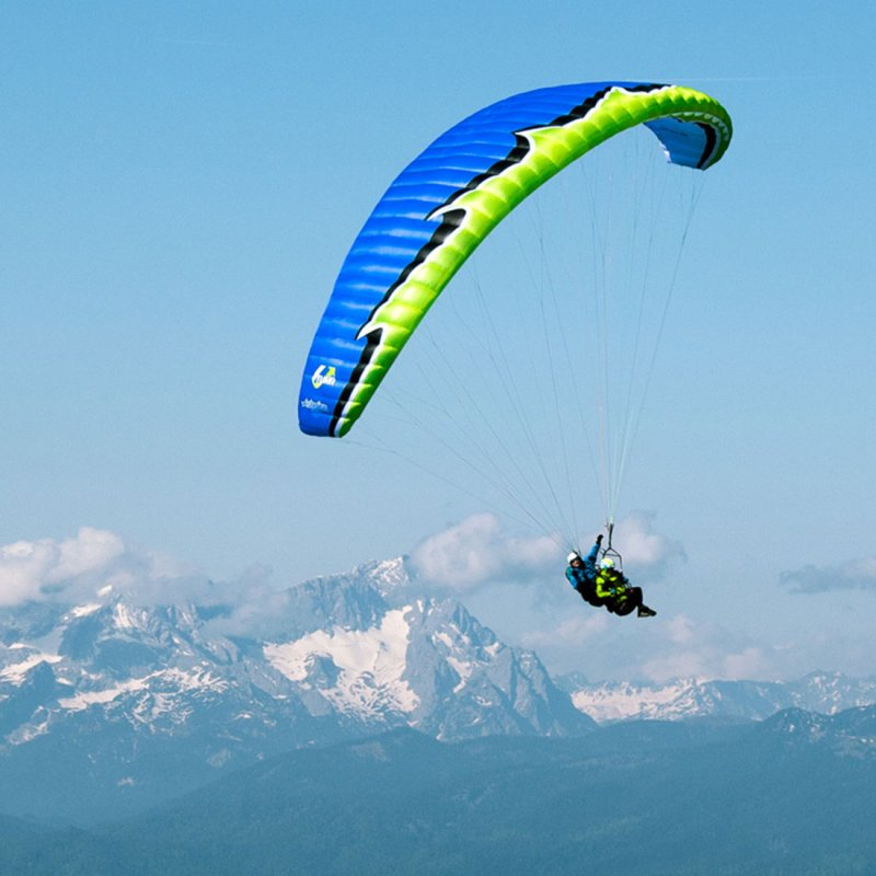 Paragliders - Products - U-Turn